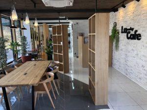 ランドリーカフェ芦辺店店内3